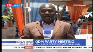 ODM set to make final decision on the expulsion of MPs Jumwa, Dori