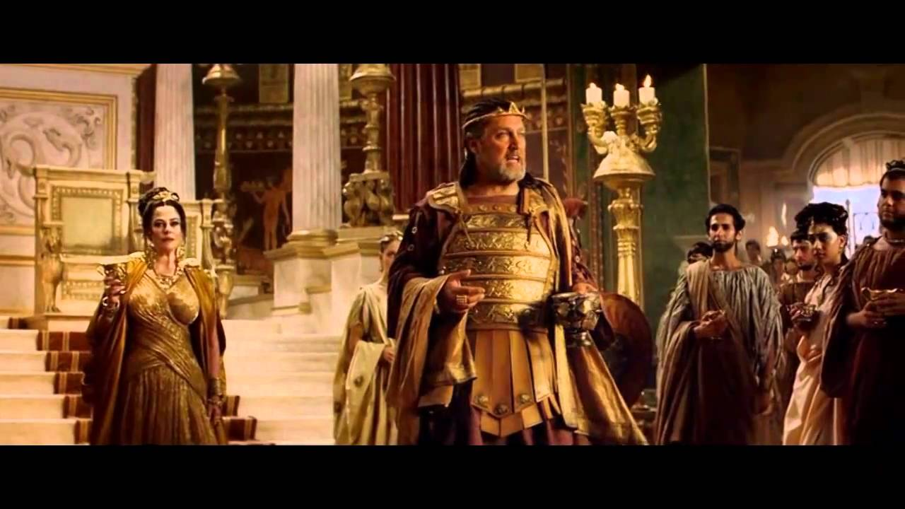 """Trailer """"Edipo, el último rey de Tebas"""" - YouTube"""