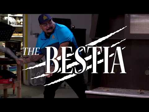 The Bestia And High Impact Destroying A Cabinet!!!!