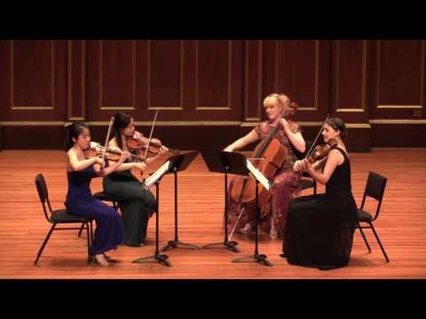 Britten: Quartet for Strings no 2 in C major, Op. 36