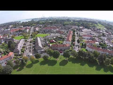 Joe Lee Aerial Shots Marino Inchicore Dublin