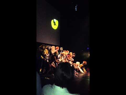 Cats the Musical London Palladium press launch July 2014