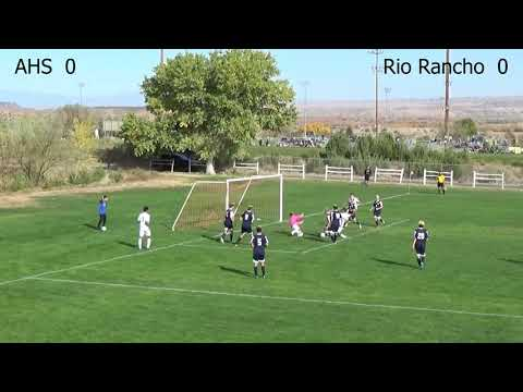 AHS vs Rio Rancho OT2-1 semifinals