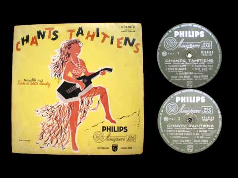 Chants Tahitiens (Vinyl rip)