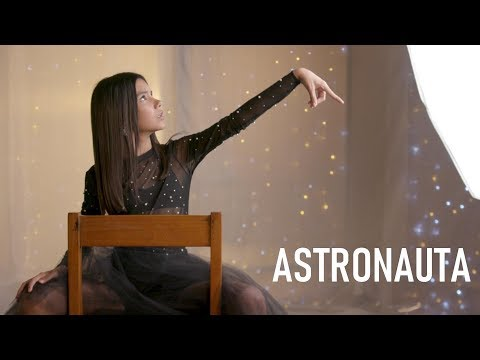 Ana Emilia  - ASTRONAUTA (Official Video)