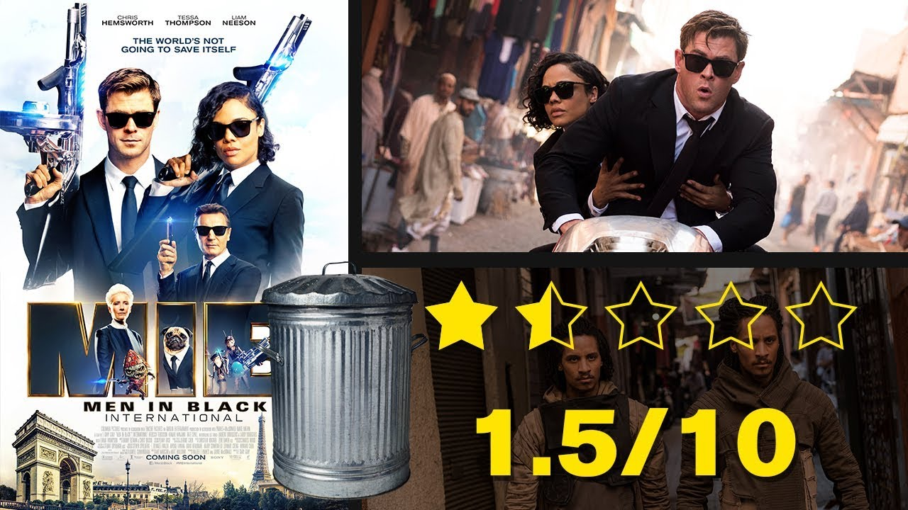 Worst Mib Movie Ever Men In Black International Spoiler Review