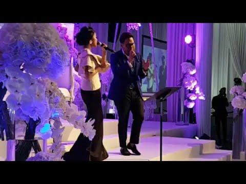 Power betul suara Syamel & Ernie Zakri nyanyi live lagu Aku Cinta