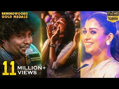 Yogi Babu's All Time Best Stage Performance! | Nayanthara | Kolamaavu Kokila | CoCo