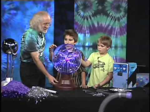 Every Day Science Electricity Plasma Ball