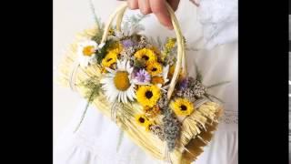 Нежные женские сумочки с цветами. Необычные сумки с живыми цветами(Нежные женские сумочки с цветами. Необычные сумки с живыми цветами. Представляем для вас подборку маленьки..., 2015-05-22T18:13:16.000Z)
