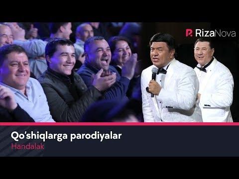 Handalak - Qo'shiqlarga Parodiyalar | Хандалак - Кушикларга пародиялар