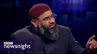 Paxman interviews Anjem Choudary in 2010 (Newsnight archives)