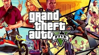 Grand Theft Auto V - PS Vita Remote Play...