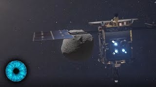 DLR Raumsonde landet auf Asteroiden Ryugu