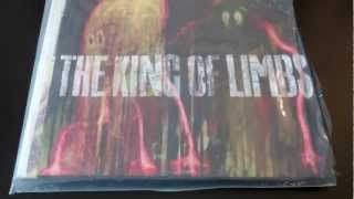 Radiohead S The King Of Limbs Newspaper Edition Detailed Unboxing