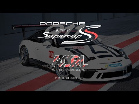 ACRL GT3 Sprint Season 8 Round 1 Mugello