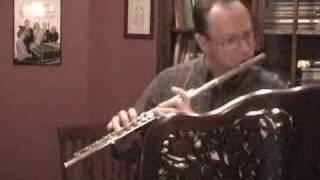 Presto - Flute Duet with Sir James Galway