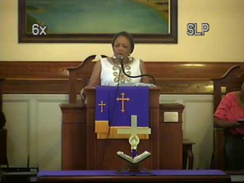 Associate Pastor Sandra Butler