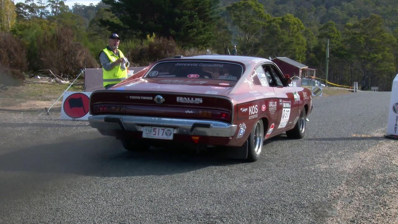 E48 6 pack Charger @ Targa Tasmania