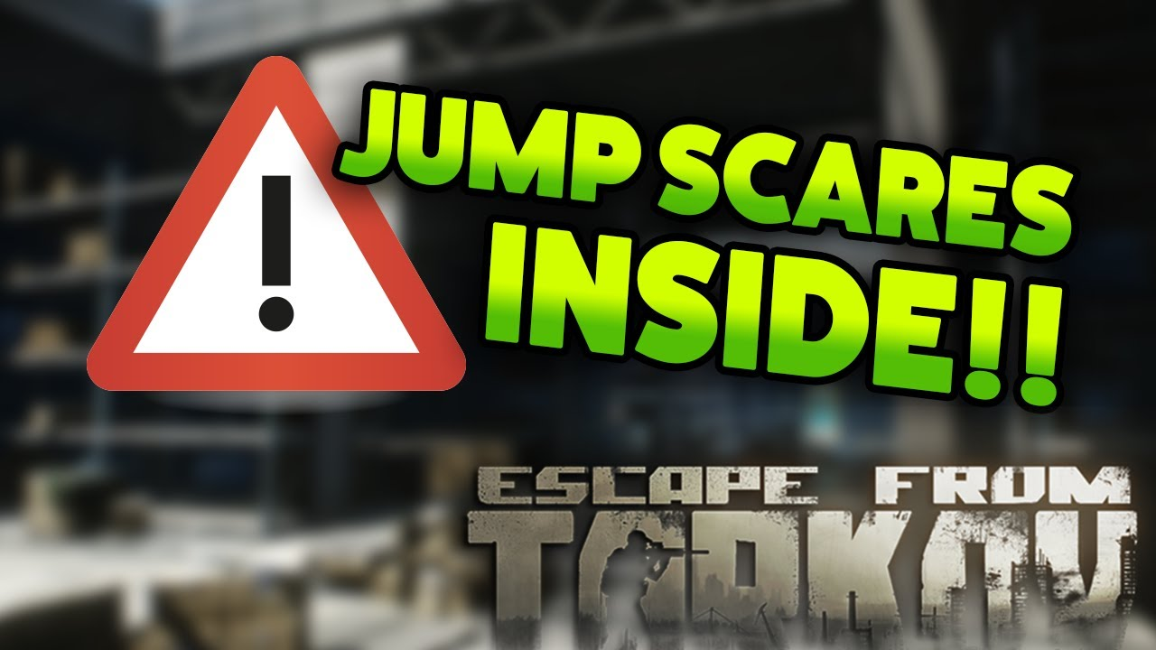 THE BEST TARKOV JUMP SCARES!! | EFT_WTF ep. 153 | Escape from Tarkov Funny and Epic Gameplay