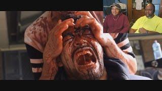 Dad Reacts To Real Life Mortal Kombat Fatalities!