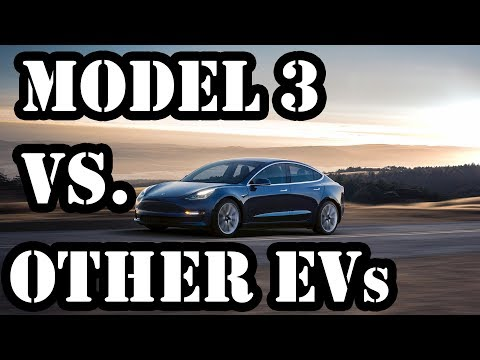 How Does The Model 3 Compare To Other EVs?