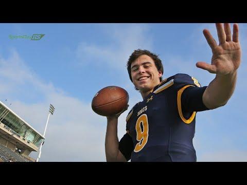 John Stephen Jones: 2017 Dallas Morning News Football Offensive Player of the Year