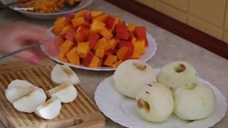 Rewelacyjna Pasta z dyni i jabłek do słoików bez zagęstników przepis