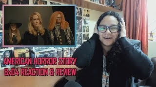 American Horror Story: Apocalypse 8x04 REACTION & REVIEW