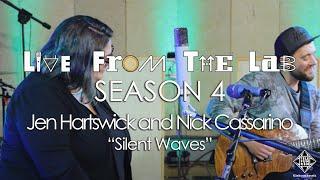 "Jen Hartswick and Nick Cassarino - ""Silent Waves"" (TELEFUNKEN Live From The Lab)"