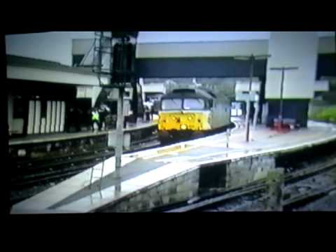 freight dartford station,circa1997,class 58 47 33 73
