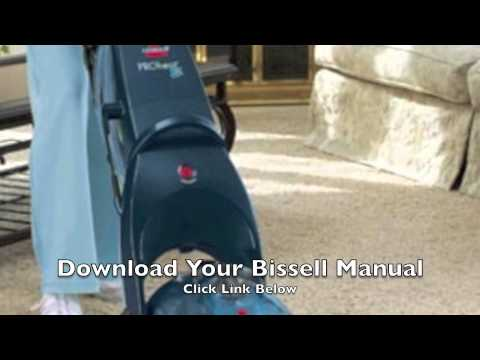 Bissell Proheat 2x Manual Download