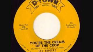 Lee Rogers - You
