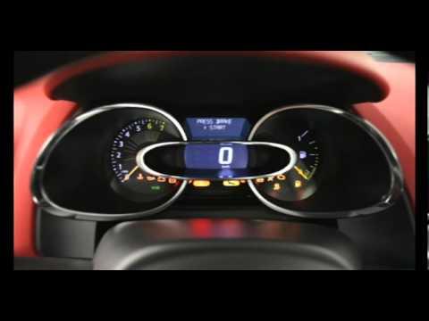 2013 yeni renault clio 4 i mekan ve tasar m videosu for Clio 4 interieur rouge