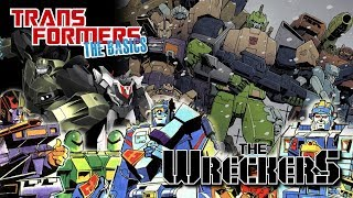 TRANSFORMERS: THE BASICS on the WRECKERS