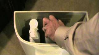 How Replace Seal M5 Valve Caroma Toilet