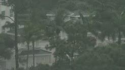 Live look from Florida as Hurricane Irma makes landfall