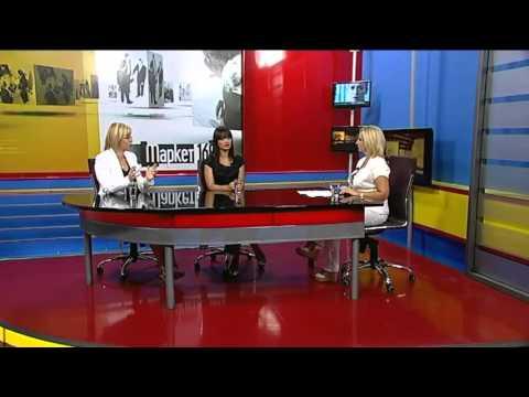 Alfa TV Emisija Market 168, gostin Ljupka Naumovska