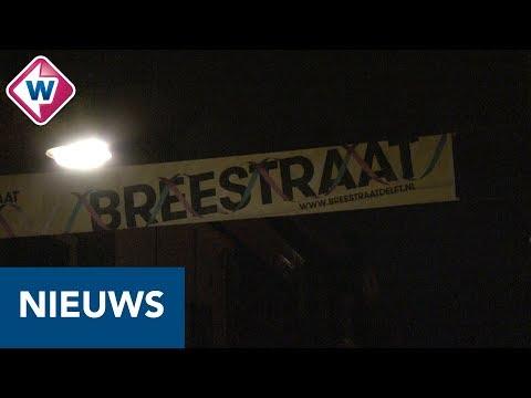 Verdachte schietincident in Delft opgepakt - OMROEP WEST