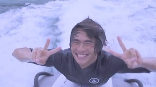 【13th WEEK】GUY SATO  The man loved by the waves