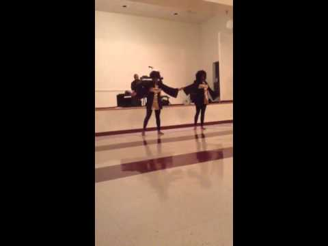 Tiffany Evans- I'll be there -Praise Dance