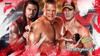 """2014: Monday Night Raw New & Official Bumper Theme Song - """"Denial"""" + Download Link ᴴᴰ"""