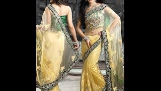 Saree, vestido de la India, Info.