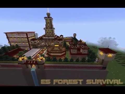 Подземный мир Minecraft