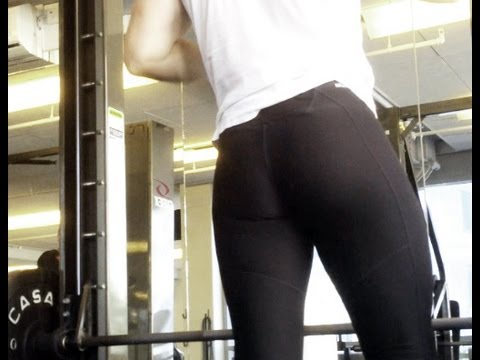 Big Booty In Lycra