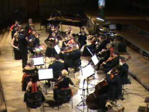 """Sinfonia Viva - tango from movie """"Zazdrość i medycyna"""" by Wojciech Kilar, arr.T. Radziwonowicz"""