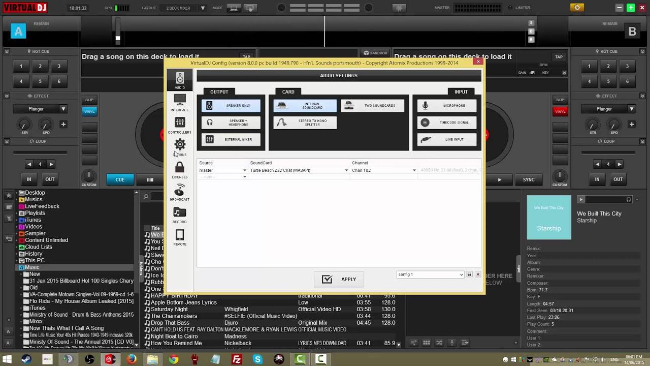 Virtualdj8 No Sound Fix Updated Youtube