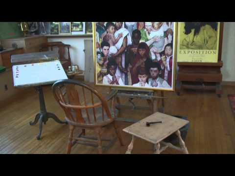 The Norman Rockwell Museum | AHA! A House For Arts