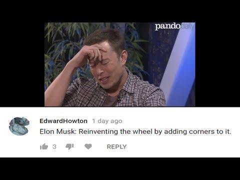 Hyperloop groupies hit PEAK stupidity!