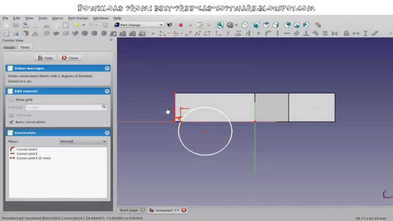 Best free 3d cad software tutorial with free download for 3d drawing software online